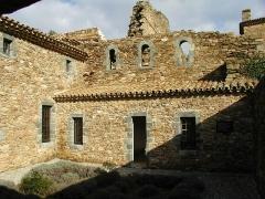 Ancienne chartreuse de la Verne -  Chartreuse de la Verne - A friars housing with garden