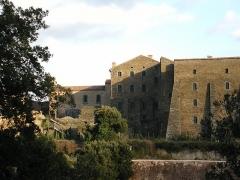 Ancienne chartreuse de la Verne -  Chartreuse de la Verne - Exterior view