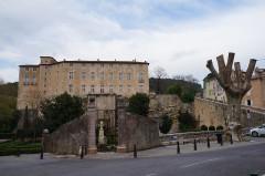 Château - Deutsch: Schloss von Entrecasteaux