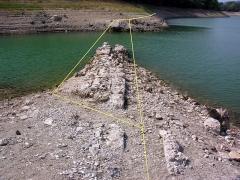 Aqueduc antique (restes de l') - Aqueduc de Mons à Fréjus: Pont double immége de Larquet