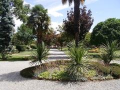Maison dite Maison Maria - Français:   Jardin public de la Villa Marie, Fréjus (83)