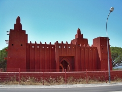 Mosquée de Missiri - English: Mosque Missiri, Frejus, France