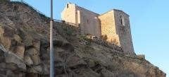 Chapelle de style roman (vieille) -  (Assembled panorama)
