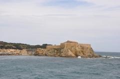 Batterie du Pradeau, dite aussi la Tour Fondue -  La Tour Fondue, Hyères, Provence-Alpes-Côte d'Azur, France