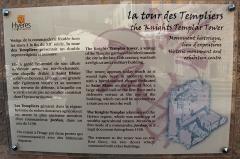 Chapelle Saint-Blaise dite Tour des Templiers - Deutsch: La Tour des Templiers - Hyeres2