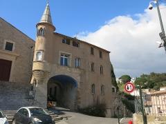 Porte Saint-Paul - English: Saint-Paul gate in Hyères (Var, France).