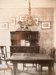 Propriété dite Le Plantier de Costebelle - English: Bureau en 1919