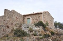 Château Sainte-Agathe -  Fort Sainte-Agathe, Île de Porquerolles, Hyères