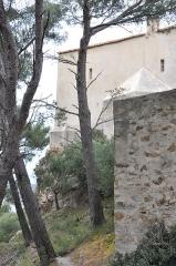 Château Sainte-Agathe -  Fort Sainte-Agathe, Île de Porquerolles, Hyères, Provence-Alpes-Côte d'Azur, France