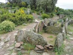Dolmen de Gauttobry -  Dolmen de gaoutabry, La Londe-les-Maures, France.