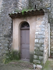 Eglise - English: Ollières - Var - France - Saint-Anne church