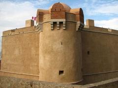 Citadelle -  Cytadela w Saint Tropez, Francja