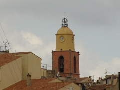 Eglise -  The famous Yellow Bell that Brigitte Bardot made famous