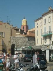Eglise - Čeština: Kostel v St.Tropez