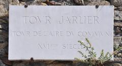 Tour Jarlier - Français:   Saint-Tropez - Tour Jarlier