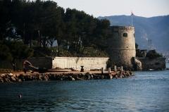 Fort de Balaguier -  Fort de Balaguier in Toulon harbour