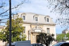 Musée de la Marine -  Porte de l`Arsenal Maritime, Toulon, Provence-Alpes-Côte d'Azur, France