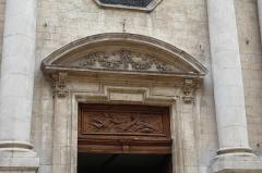 Cathédrale Sainte-Marie-de-la-Seds - Français:   Cathédrale Notre-Dame-de-la-Seds de Toulon