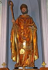 Cathédrale Sainte-Marie-de-la-Seds - Français:   Statue en la cathédrale Sainte-Marie (Notre Dame de la Seds) - Toulon - Var (France)