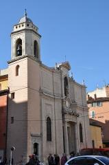 Eglise Saint-François-de-Paule -  Eglise Saint François de Paule, Toulon, Provence-Alpes-Côte d'Azur, France