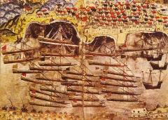 Fort de la Grosse-Tour, dit aussi Tour Royale - Ottoman mathematician, geographer, architect, farmer, writer and painter