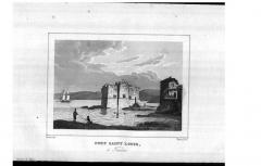 Fort Saint-Louis - This picture as been uploaded as part of L'Été des régions Wikipédia.
