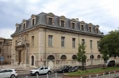 Ancienne corderie - Français:   Corderie de Toulon.