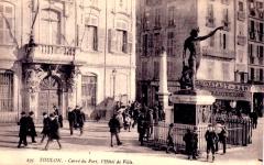 Ancien Hôtel de ville, actuellement office de tourisme - Occitan: Cais Cronstadt, començament da segle XX