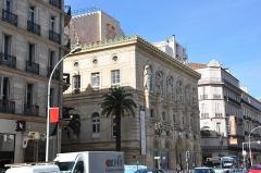 Théâtre-Opéra -  Opéra de Toulon, Provence-Alpes-Côte d'Azur, France