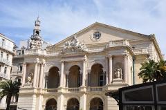 Théâtre-Opéra -  Opéra de Toulon, Toulon, Provence-Alpes-Côte d'Azur, France