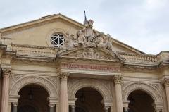 Théâtre-Opéra - Français:   Opéra de Toulon.