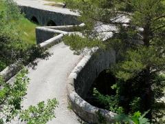 Pont franchissant l'Artuby - Français:   Comps-sur-Artuby - La Souche - Pont sur l\'Artuby