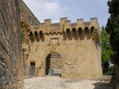 Château et son parc - Italiano: La porta del Castello