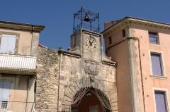 Tour de l'Horloge - Apt, Vaucluse, France.Tour de l'horloge.