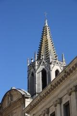 Eglise Saint-Martial, devenue Temple Protestant - Deutsch: Temple Saint Martial in Avignon