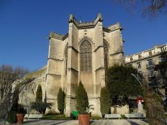 Eglise Saint-Martial, devenue Temple Protestant - Français:   Avignon, France
