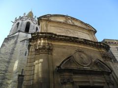 Eglise Saint-Martial, devenue Temple Protestant -  Avignon, France