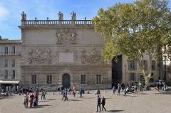 Hôtel des Monnaies - English: Hôtel des Monnaies  in Avignon.