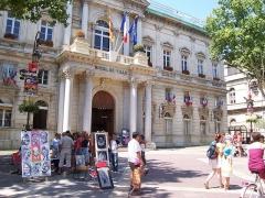 Hôtel de ville -  Avignon - Hotel de Ville - 2006