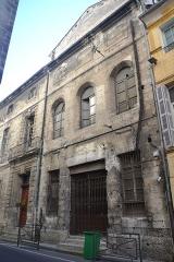 Immeuble dit maison du roi René - Maison du roi René maison, décor intérieur