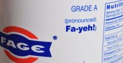 Maison - English: Fage is pronounced