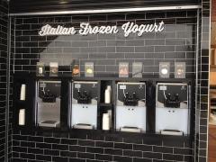 Maison - English: Frozen Yoghurt vending machines in Noosa Heads, Queensland