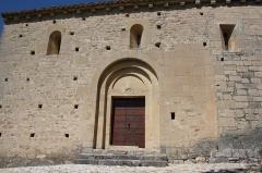 Chapelle du Saint-Sépulcre - Deutsch: Kapelle Saint-Sépulcre in Beaumont-du-Ventoux