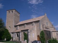 Eglise Saint-Martin - English: Collegial church Saint-Martin, Bollène