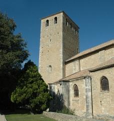 Eglise Saint-Martin - English: Collégiale Saint Martin of Bollène