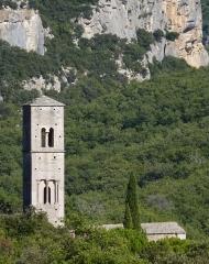 Prieuré de Saint-Symphorien - Deutsch: Priorat Saint-Symphorien in Bonnieux