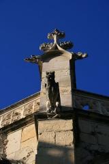 Eglise Saint-Michel - Église Saint-Michel de Caderousse chapelle, clocher, arcade (classé)