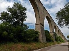 Aqueduc -  Carpentras: Aquädukt