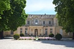 Château du Martinet - English: North facade of the Château du Martinet, Carpentras