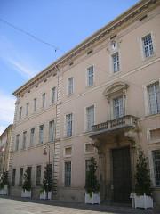 Palais épiscopal -  Carpentras